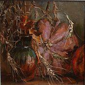 Картины ручной работы. Ярмарка Мастеров - ручная работа Осенний натюрморт Урожай. Handmade.