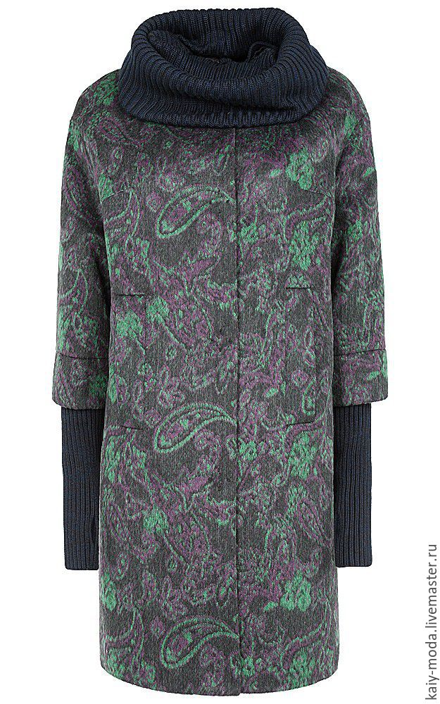 Spring coat with knit, Coats, Moscow,  Фото №1