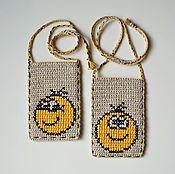 Сумки и аксессуары handmade. Livemaster - original item Bag-bag for your phone