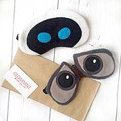 Одежда handmade. Livemaster - original item Sleep mask