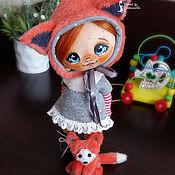 Куклы и игрушки ручной работы. Ярмарка Мастеров - ручная работа Сладулька. Handmade.