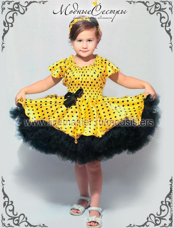 Платье Стиляги Девочке Купить