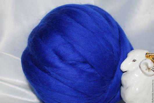 Австралийский топс меринос 18 мкм №236 синяя ночь