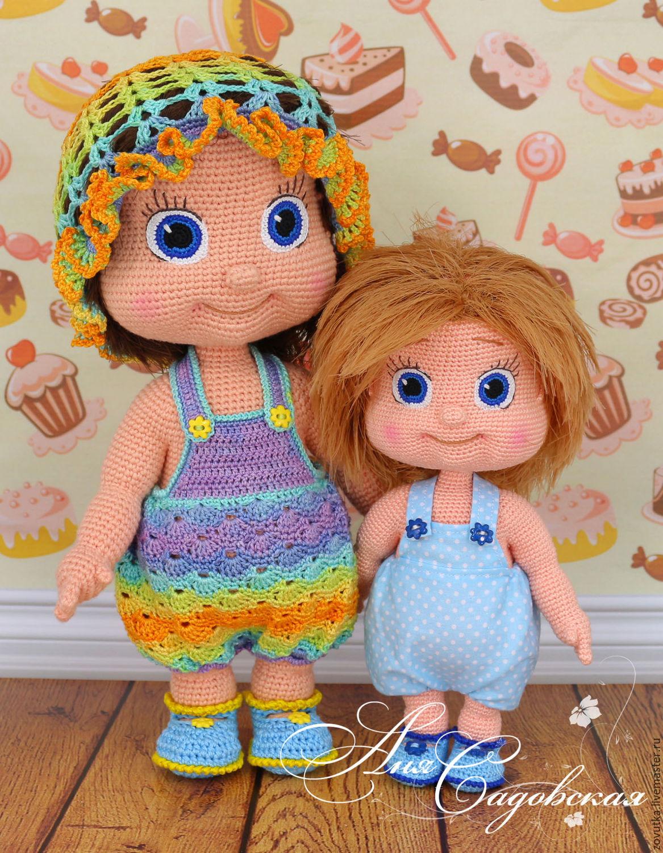 Мастер-класс по вязанию крючком: Лапоточки для кукол 50