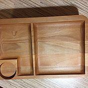 Для дома и интерьера handmade. Livemaster - original item Plate/tray, hand made(set of 5 PCs). Handmade.