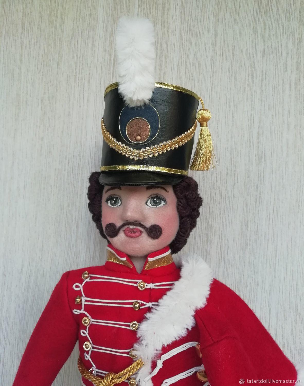 Куклы:Гусар, Куклы и пупсы, Нижний Новгород,  Фото №1