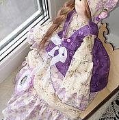 Куклы и игрушки ручной работы. Ярмарка Мастеров - ручная работа девушка из Прованса. Handmade.