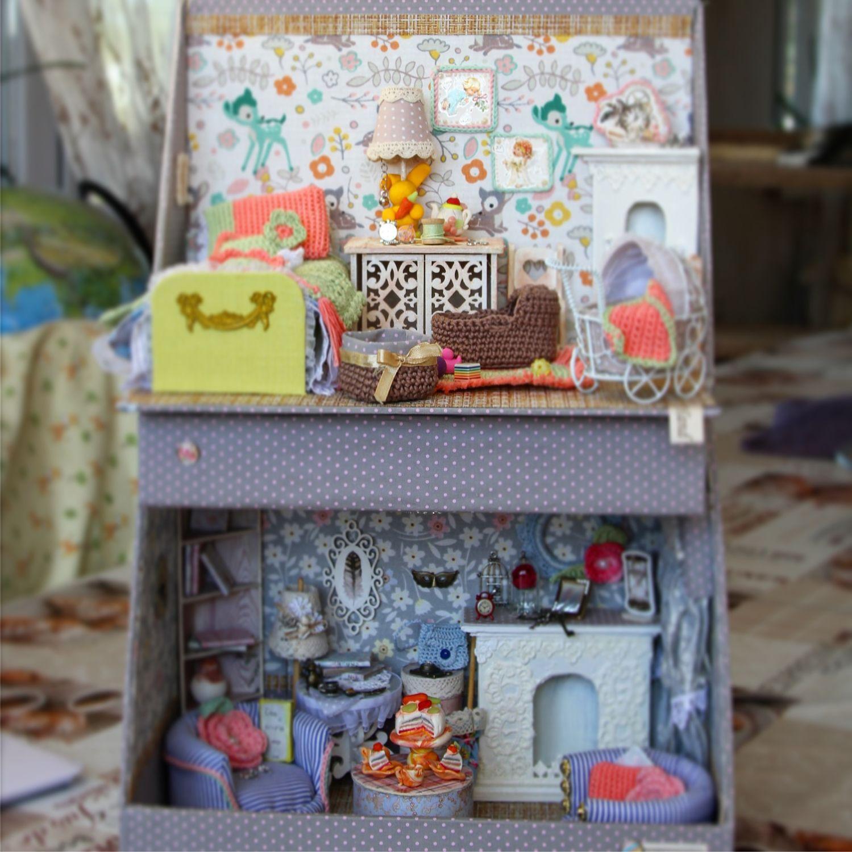 """Кукольный домик """"Rabbit house"""", Кукольные домики, Темрюк,  Фото №1"""
