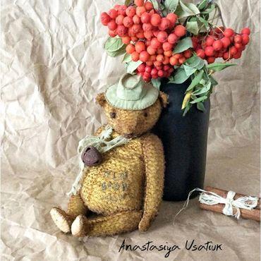 Куклы и игрушки ручной работы. Ярмарка Мастеров - ручная работа Мишка Корица. Handmade.
