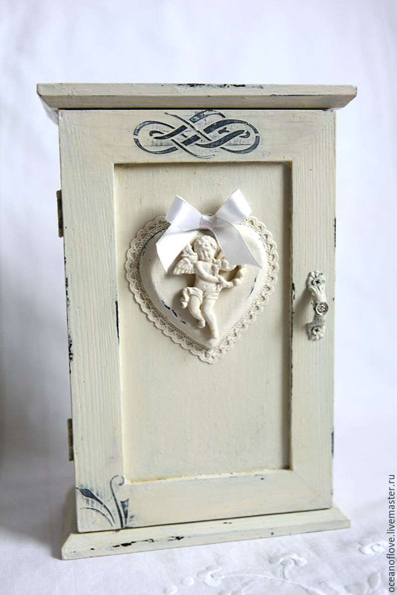 Key box ANGEL, Housekeeper, Moscow,  Фото №1