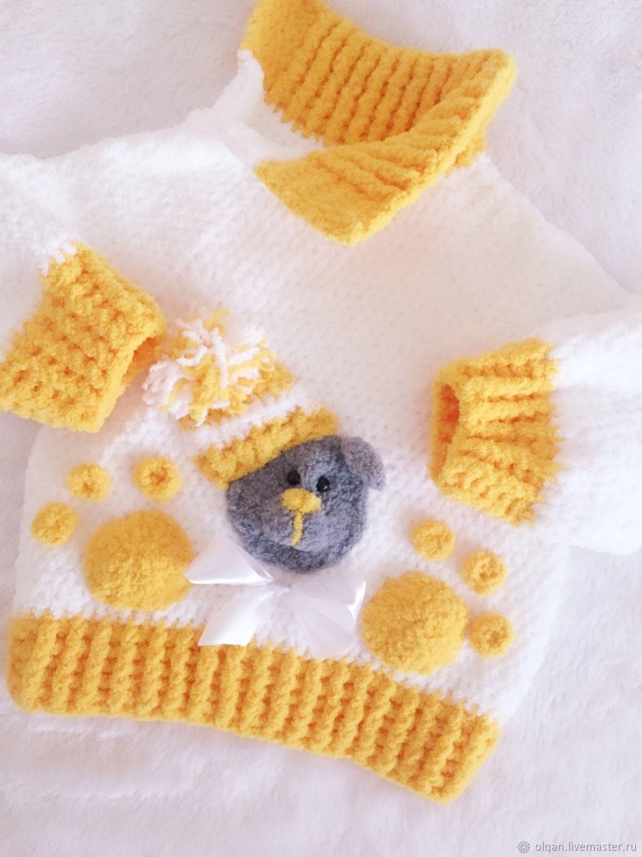 Sweater 'Teddy Bear', Jumpers, Irkutsk,  Фото №1