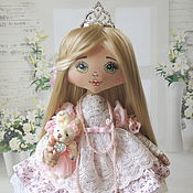 Куклы и игрушки ручной работы. Ярмарка Мастеров - ручная работа Принцесса. Handmade.