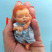 Куклы и игрушки ручной работы. Ярмарка Мастеров - ручная работа Малыш Чарли. Handmade.