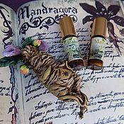 """Косметика ручной работы. Ярмарка Мастеров - ручная работа """" Mandrake root """" афродизиак духи. Handmade."""