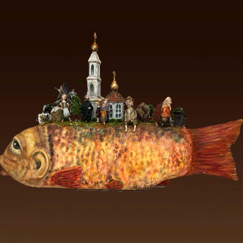 Созвездие рыб, Декор, Москва,  Фото №1