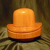 Материалы для творчества handmade. Livemaster - original item Blank-hat 006. Handmade.