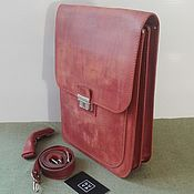 Сумки и аксессуары handmade. Livemaster - original item Bag a tablet for documents.. Handmade.