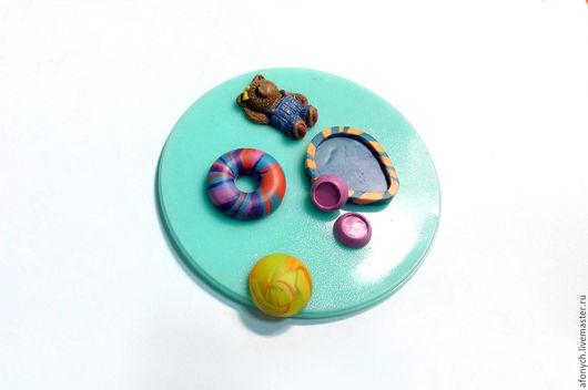 Для украшений ручной работы. Ярмарка Мастеров - ручная работа. Купить Мат силиконовый для лепки (арт.: 442). Handmade.