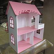 """Кукольные домики ручной работы. Ярмарка Мастеров - ручная работа Домик для кукол """"Сказка"""". Handmade."""