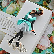 """Украшения ручной работы. Ярмарка Мастеров - ручная работа комплект:брошь """"Эмели"""",платок. Handmade."""