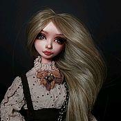 Куклы и игрушки handmade. Livemaster - original item Michelle. Copyright, games, collectible doll. Handmade.