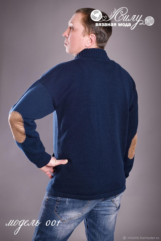 Men's cardigan, Sweatshirts for men, Belgorod,  Фото №1