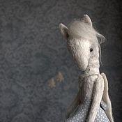 Куклы и игрушки ручной работы. Ярмарка Мастеров - ручная работа Лошадь Белая. Handmade.