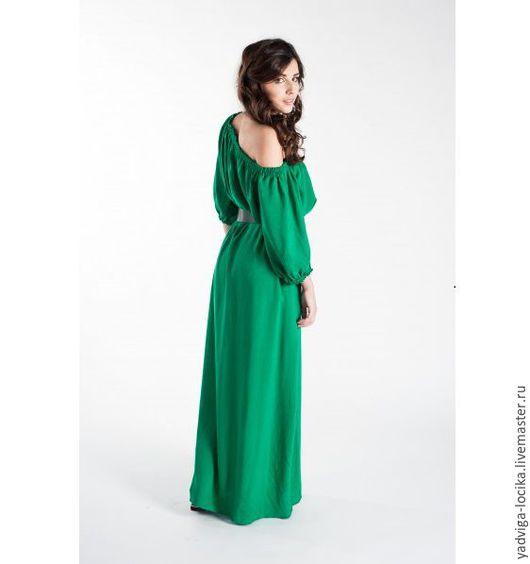 Дизайнерские платья. Платье барышня-крестьянка. Yadviga Locika. Ярмарка мастеров.