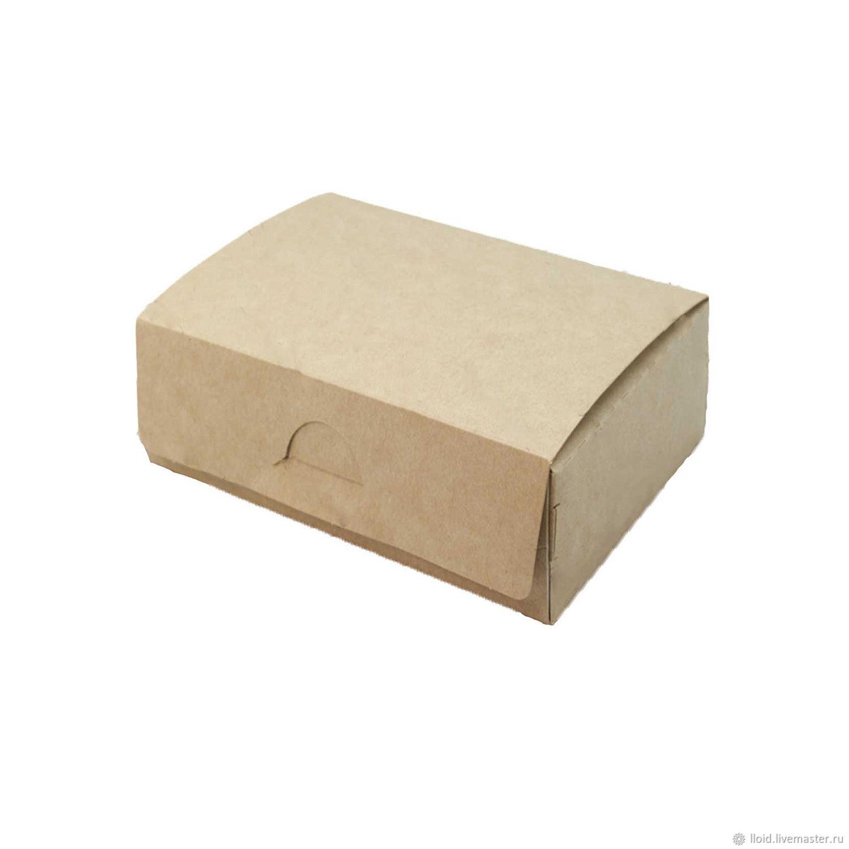 Коробка 15,0 х 10,0 х 8,5 см, Кошельки и визитницы, Москва, Фото №1