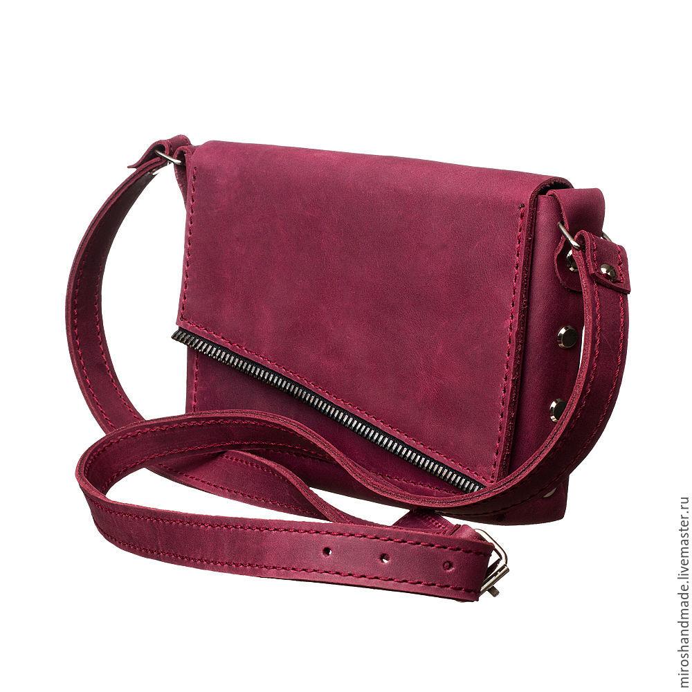 Фото сумки алены водонаевой замшевая цвет марсала