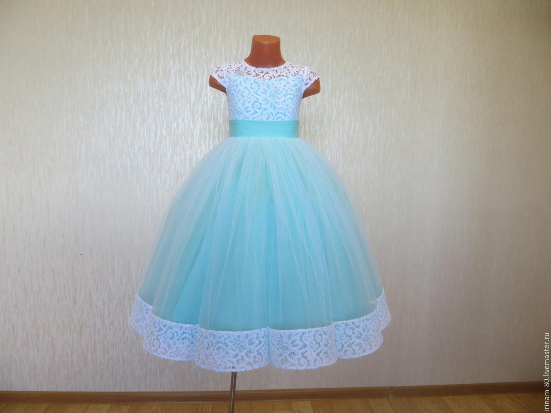 Нарядные платья для девочек пошить своими руками фото 683