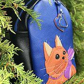 Backpacks handmade. Livemaster - original item Notoryctes