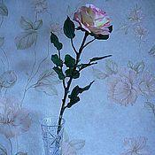Цветы и флористика ручной работы. Ярмарка Мастеров - ручная работа Роза. Handmade.