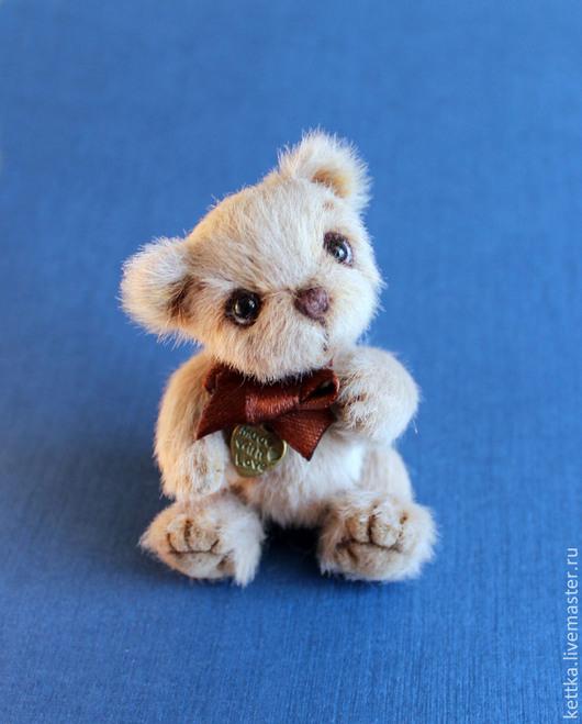 Мишки Тедди ручной работы. Ярмарка Мастеров - ручная работа. Купить Маркуша. Handmade. Мишка тедди, миништоф