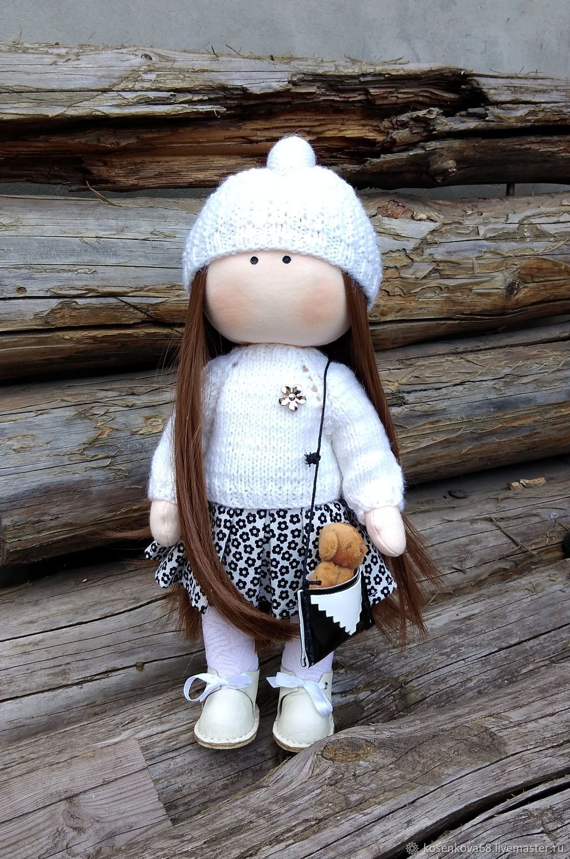 Игровая текстильная кукла, Большеножка, Тамбов,  Фото №1