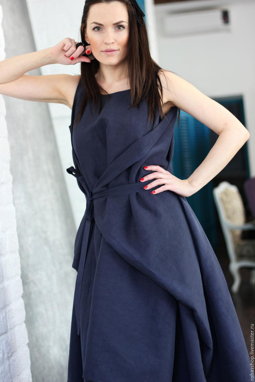 Купить объёмное платье
