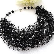 Украшения handmade. Livemaster - original item Necklace beads air