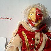Куклы и игрушки ручной работы. Ярмарка Мастеров - ручная работа Арлекин. Handmade.