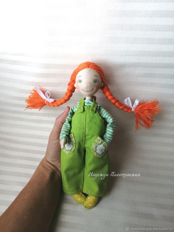 Кукла- Рыжуля, 24 см, Куклы и пупсы, Долгопрудный,  Фото №1