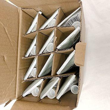 Материалы для творчества ручной работы. Ярмарка Мастеров - ручная работа Клей для страз оптом Е6000,12шт по 110 мл, прозрачный. Handmade.