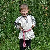 Русский стиль ручной работы. Ярмарка Мастеров - ручная работа Костюм на мальчика. Handmade.
