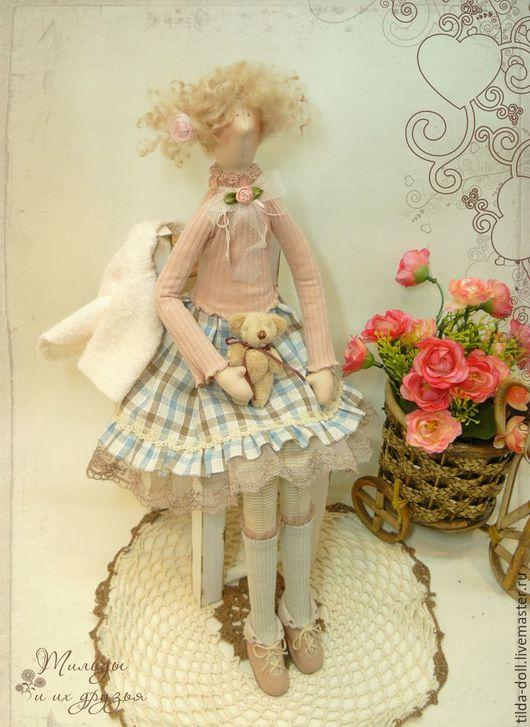 Кукла Тильда: Полина