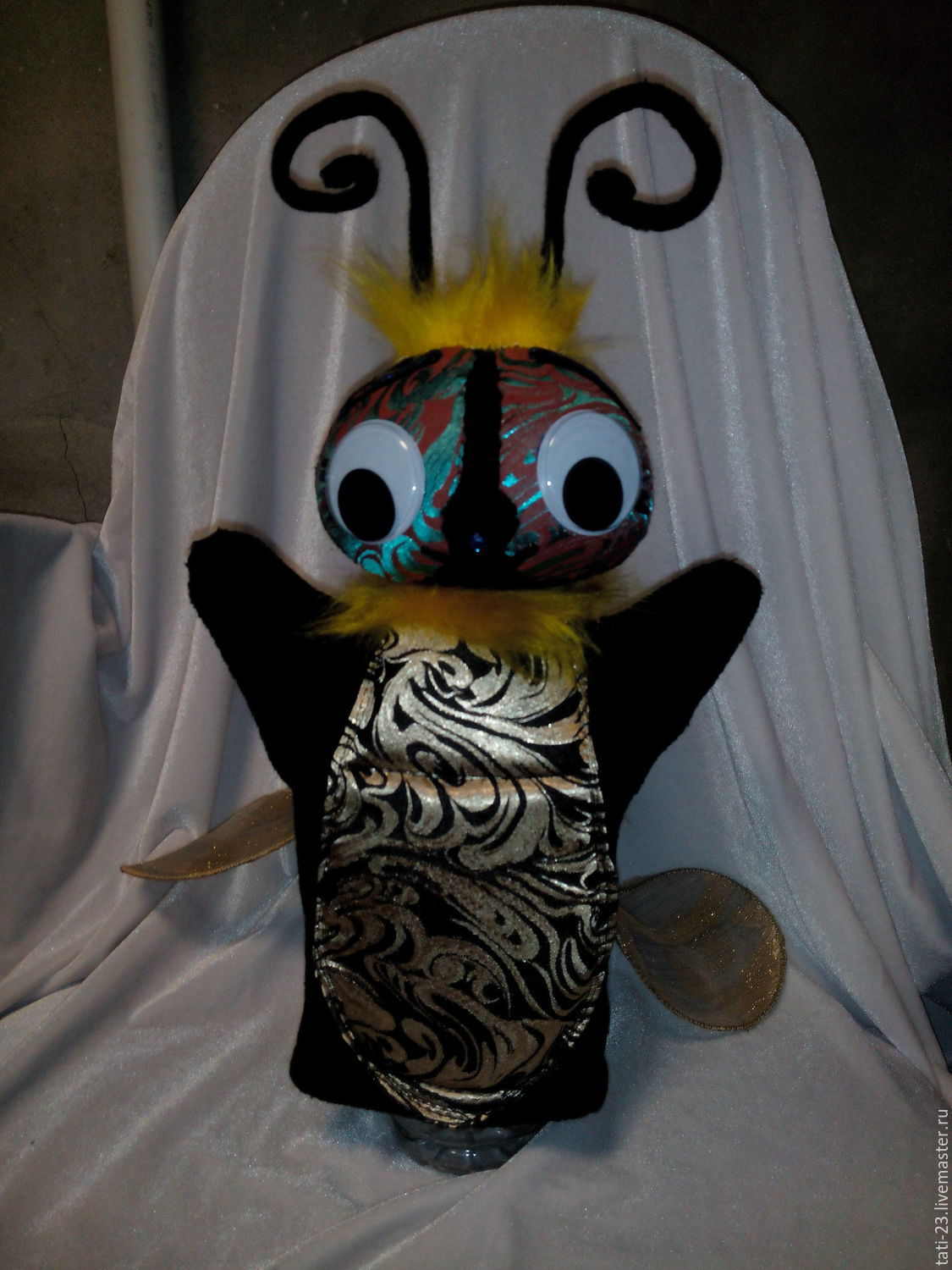 Fly. Glove puppet, Puppet show, Voronezh,  Фото №1