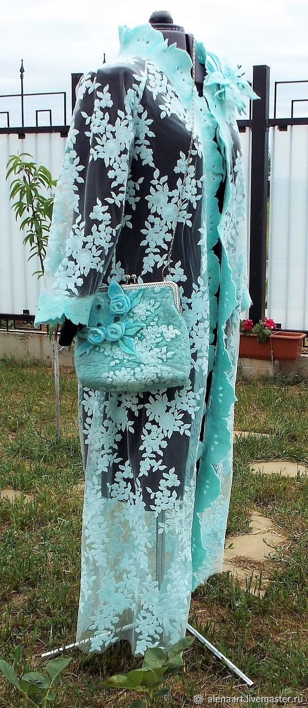 Summer coat ' Mint flavor', Coats, Kotelnikovo,  Фото №1