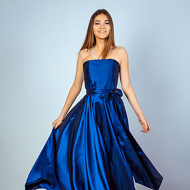 Одежда handmade. Livemaster - original item Evening dress, cocktail, prom dress