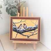 Картины и панно handmade. Livemaster - original item Picture in a frame