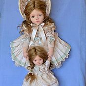 Куклы и пупсы ручной работы. Ярмарка Мастеров - ручная работа Оливия и Мия. Handmade.