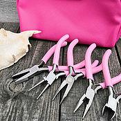 """Инструменты для украшений ручной работы. Ярмарка Мастеров - ручная работа Набор инструментов """"Подарок для любимой"""". Handmade."""