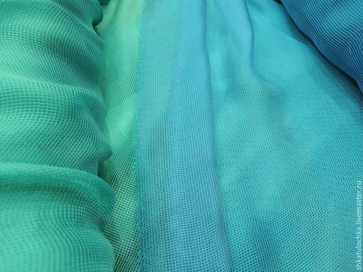 Валяние ручной работы. Ярмарка Мастеров - ручная работа. Купить Шелковая сетка шириной 1,4м, цена за 1м. Handmade.