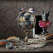 """Для дома и интерьера ручной работы. Ярмарка Мастеров - ручная работа Шкатулка """" Admiral Jean-Pierre"""".. Handmade."""